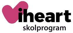 IHEART skolprogram skola logga